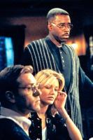LAST SUPPER, Ron Eldard, Cameron Diaz, Courtney B. Vance, 1995
