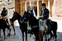 INDIANA JONES & THE LAST CRUSADE, John Rhys-Davies,  Sean Connery, Harrison Ford, 1989