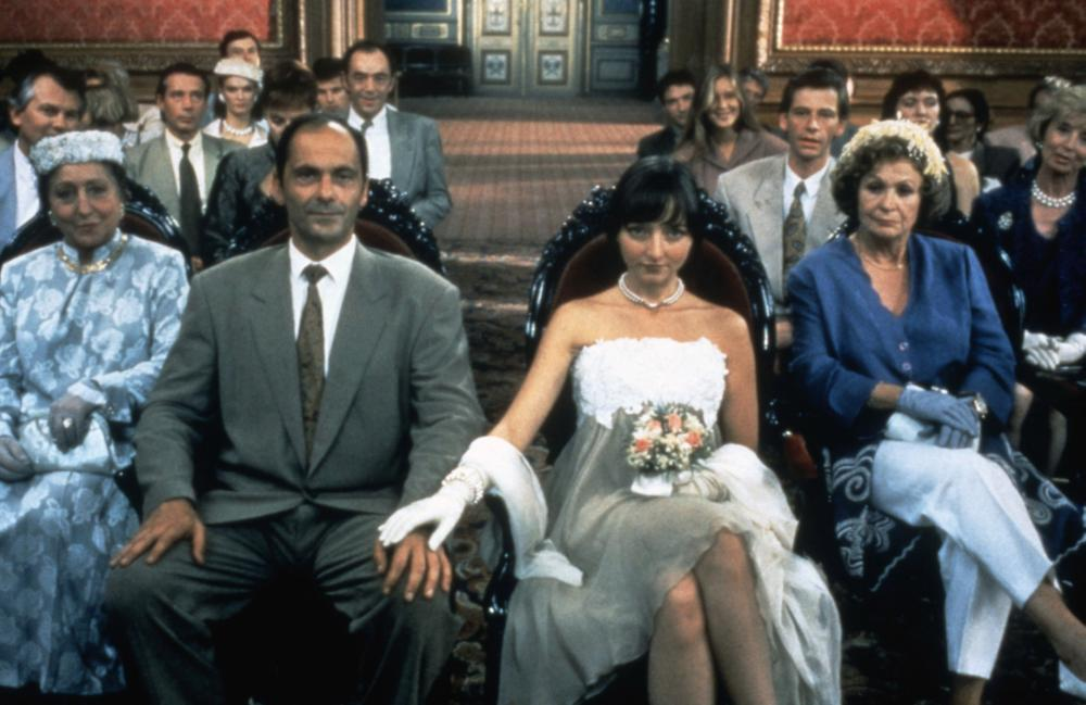 L'HOMME DE MA VIE, (aka THE MAN OF MY LIFE), Jean-Pierre Bacri, Maria de Medeiros, 1992, (c) Tartan Films