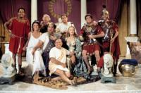 HISTORY OF THE WORLD: PART I, Gregory Hines, Mary-Margaret Humes, Howard Morris, Dom DeLuise, Mel Brooks, Ron Carey, Madeline Kahn, Shecky Greene, Rudy DeLuca, 1981. TM and Copyright © 20th Century Fox Film Corp. All rights reserved.