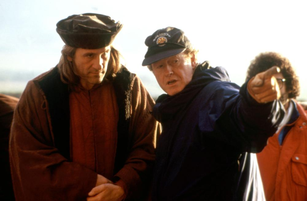 1492: CONQUEST OF PARADISE, Gerard Depardieu, director Ridley Scott, 1992, (c)Paramount