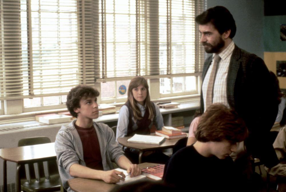 FIRSTBORN, Christopher Collet, James Harper, 1984, © Paramount