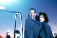 DIE HARD 2, Bruce Willis, Bonnie Bedelia, 1990, TM and Copyright (c)20th Century Fox Film Corp. All rights reserved.