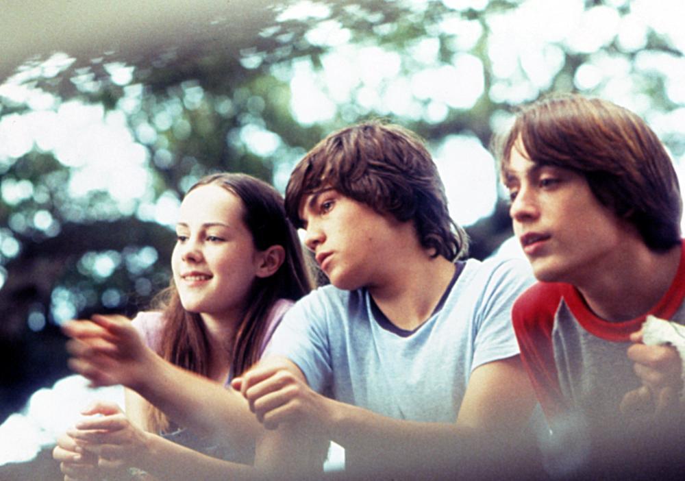 DANGEROUS LIVES OF ALTAR BOYS, Jena Malone, Tyler Long, Kieran Culkin, 2002, (c) ThinkFilm