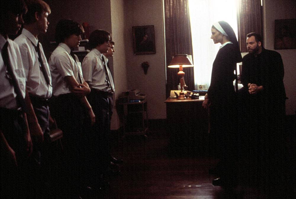 DANGEROUS LIVES OF ALTAR BOYS, Kieran Culkin, Jodie Foster, Vincent D'Onofrio, 2002, (c) ThinkFilm