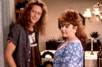 DADDY'S DYIN'...WHO'S GOT THE WILL?, Judge Reinhold, Patrika Darbo, 1990, (c)MGM