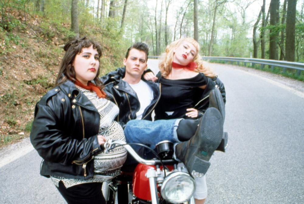 CRY-BABY, Rikki Lake, Johnny Depp, Traci Lords, 1990. (c) Universal Pictures