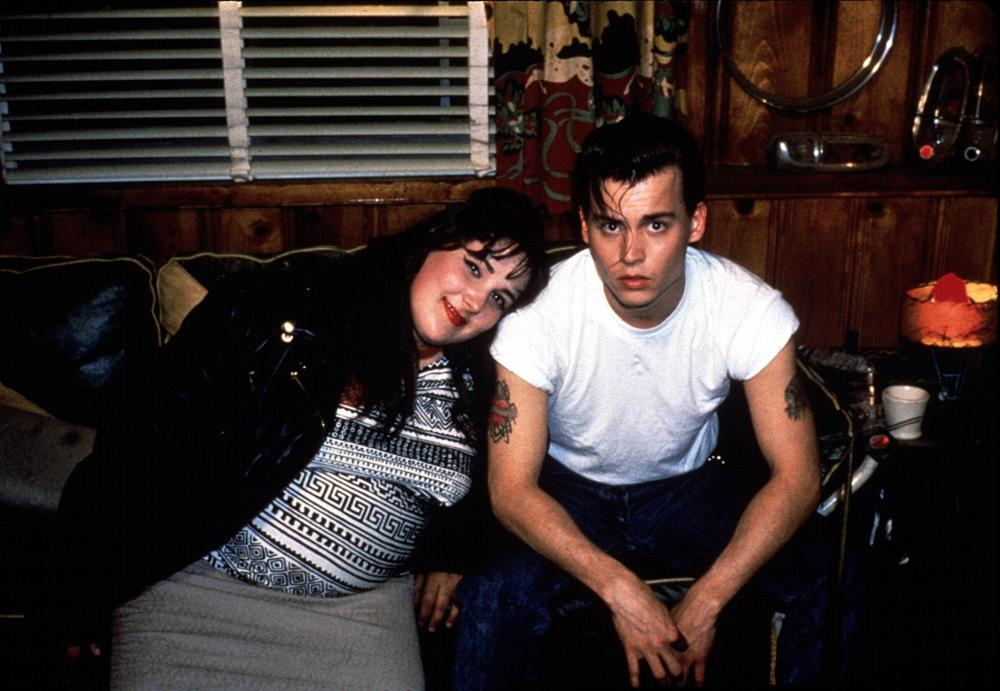CRY-BABY, Ricki Lake, Johnny Depp, 1990. (c) Universal Pictures