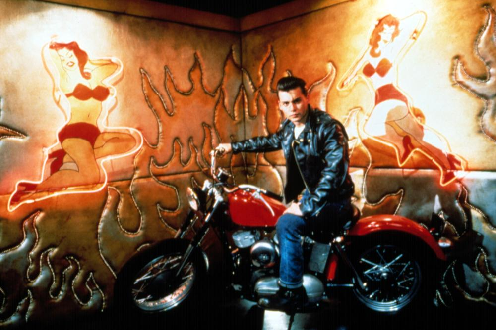 CRY-BABY, Johnny Depp, 1990. (c) Universal Pictures