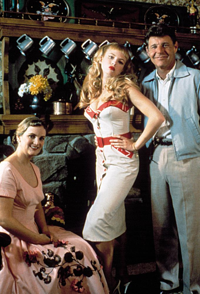 CRY-BABY, Patricia Hearst, Traci Lords, David Nelson, 1990. (c) Universal Pictures
