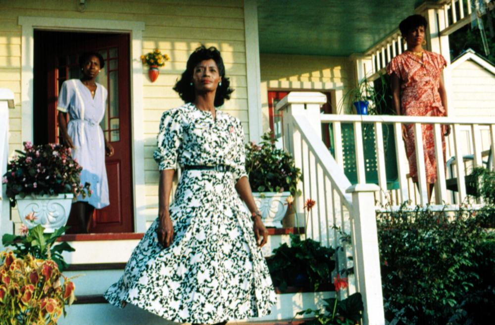 COLOR PURPLE, Whoopi Goldberg, Margaret Avery, 1985