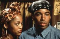 CB4, from left: Theresa Randle, Allen Payne, 1993, © Universal