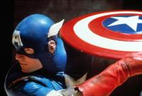 CAPTAIN AMERICA, Matt Salinger, 1991. TM and Copyright (c) 20th Century Fox Film Corp. All rights reserved.