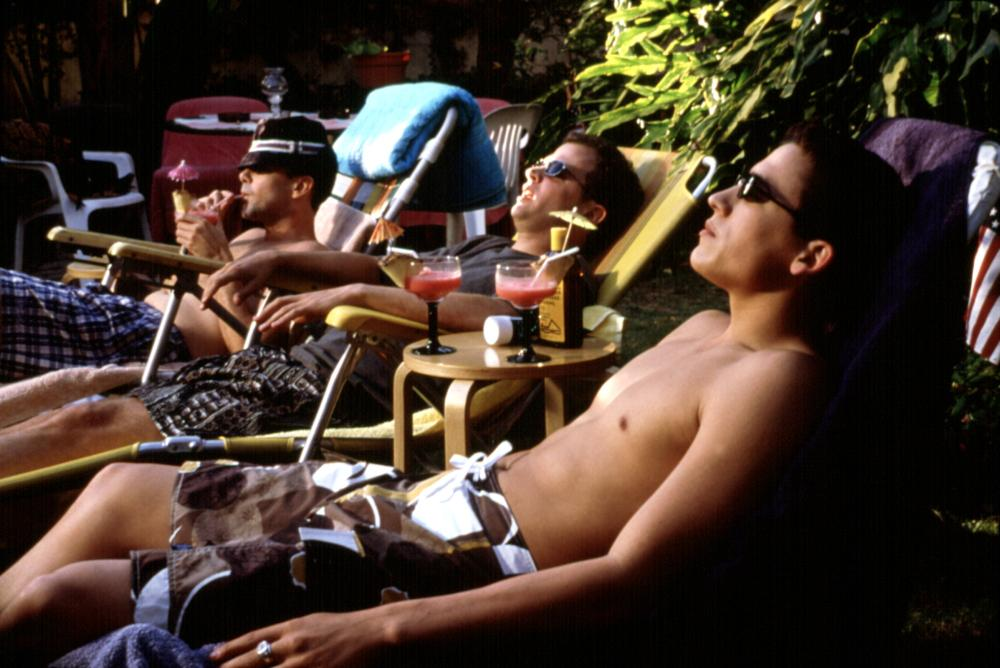 BROKEN HEARTS CLUB, Zach Braff, Matt McGrath, Timothy Olyphant, 2000