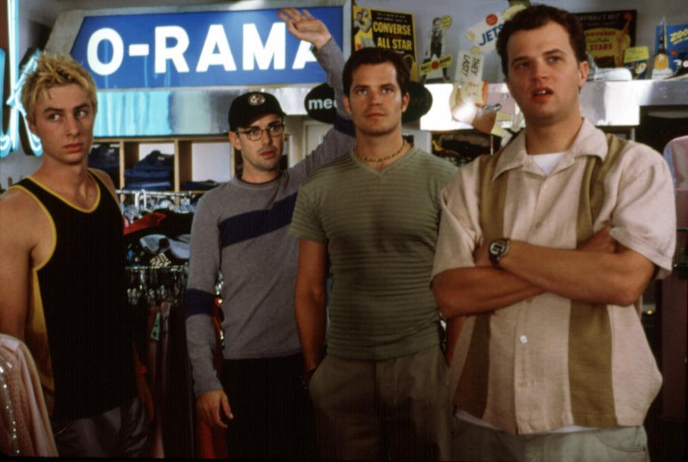 BROKEN HEARTS CLUB, Zach Braff, Matt McGrath, Timothy Olyphant, Ben Weber, 2000