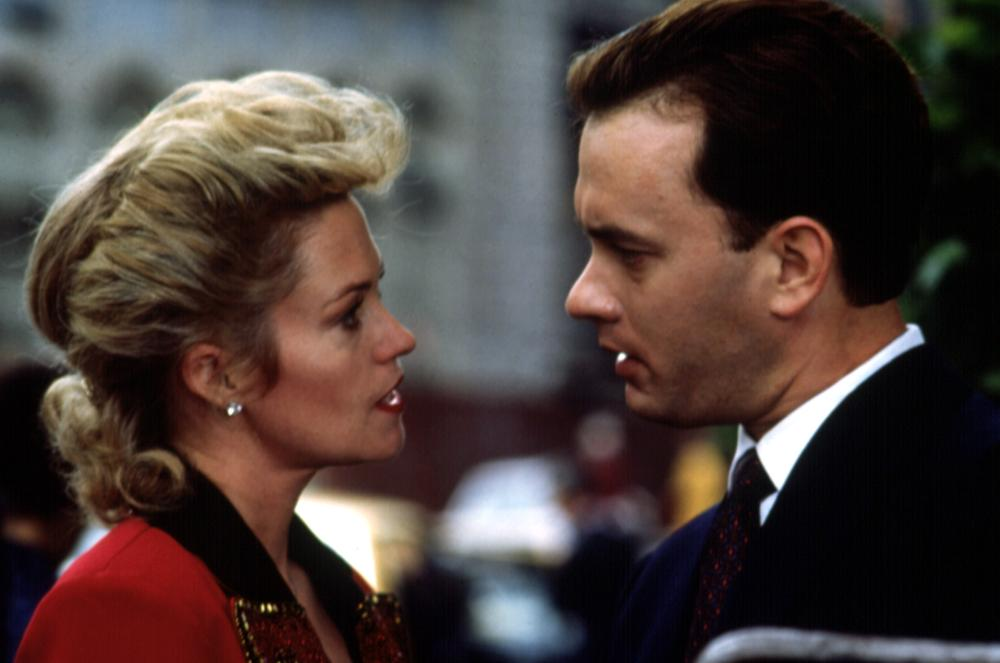 Image result for tom hanks and melanie griffith