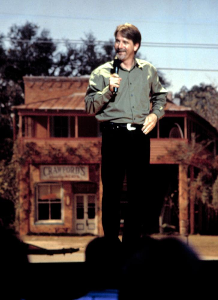 BLUE COLLAR COMEDY TOUR, Jeff Foxworthy, 2003, (c) Warner Brothers