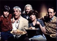TWILIGHT ZONE: THE MOVIE, Jeremy Licht, Kevin McCarthy, Nancy Cartwright, Patricia Barry, William Schallert, 1983, (c)Warner Bros