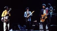 CHUCK BERRY HAIL! HAIL! ROCK 'N' ROLL, Chuck Berry, Keith Richards, Eric Clapton, 1987. (c) Universal Pictures