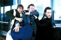 THE HARD WORD, Damien Richardson, Joel Edgerton, Guy Pearce, 2002, (c) Lions Gate