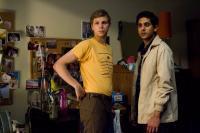 YOUTH IN REVOLT, from left: Michael Cera, Adhir Kalyan, 2009. ph: Bruce Birmelin/©Weinstein Company