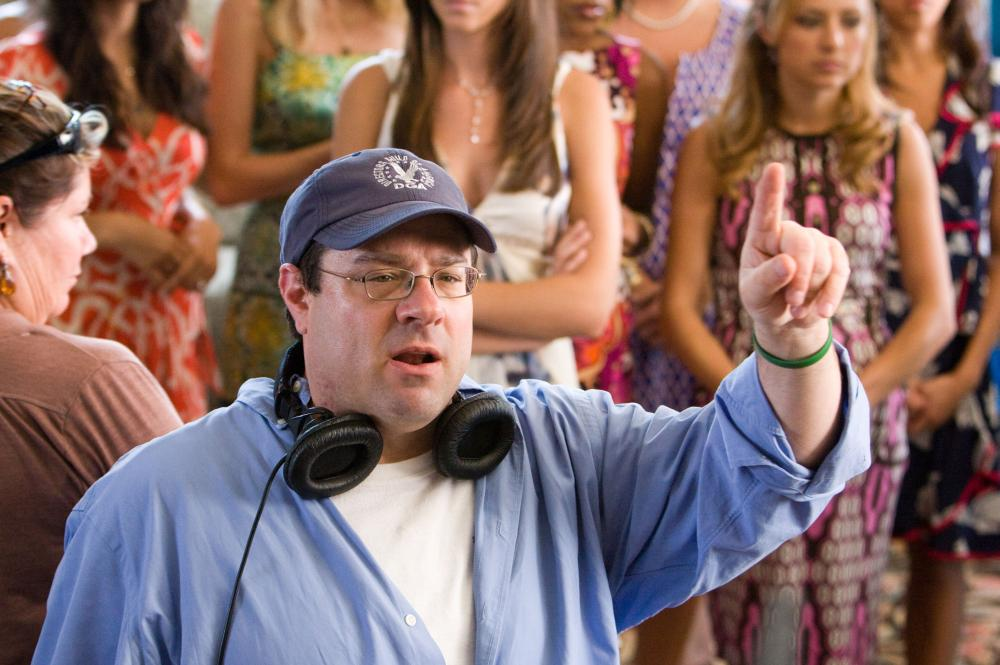 YOU AGAIN, director  Andy Fickman, on set, 2010. ph: Mark Fellman/©Touchstone Pictures