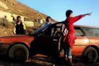 WRISTCUTTERS: A LOVE STORY, Shea Whigham, Patrick Fugit, Shannyn Sossamon, 2006. ©Autonomous Films