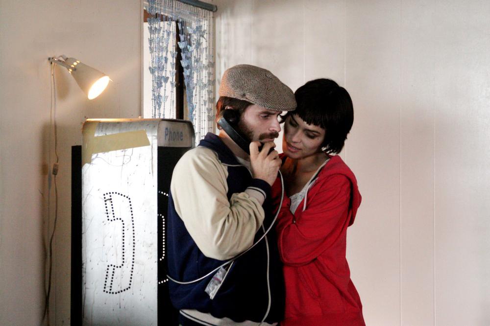 WRISTCUTTERS: A LOVE STORY, Shea Whigham, Shannyn Sossamon, 2006. ©Autonomous Films