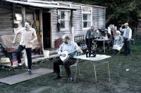 WHITE LIGHTNIN', from left: Muse Watson, Wallace Merck, 2009. ©IFC Films