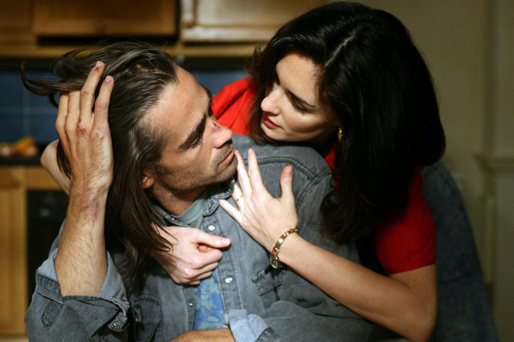 TRIAGE, from left: Colin Farrell, Paz Vega, 2009. ©HanWay Films