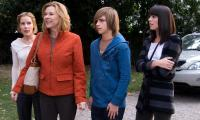 TIMER, from left: Emma Caulfield, JoBeth Williams, Hayden McFarland, Michelle Borth, 2009