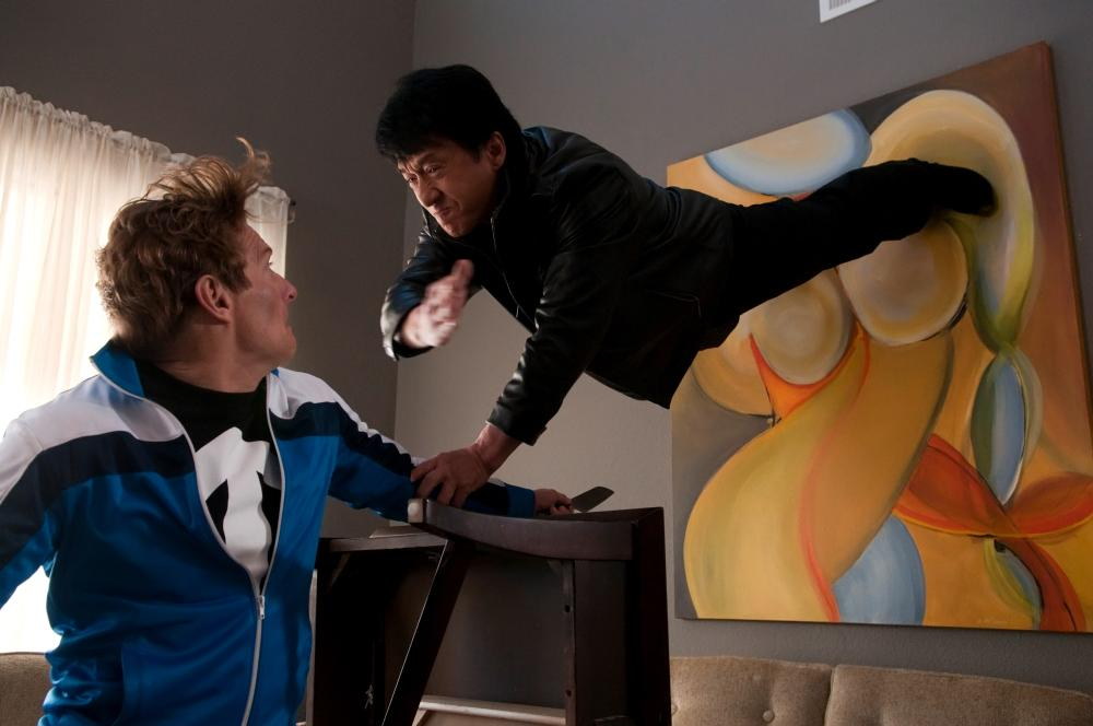 THE SPY NEXT DOOR, Jackie Chan (right), 2010. ph: Colleen Hayes/©Lionsgate