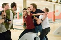 SHE'S OUT OF MY LEAGUE, Jay Baruchel (center), T.J. Miller (second from right), 2010. ph: Darren Michaels/©DreamWorks SKG