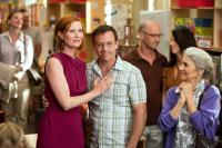 SEX AND THE CITY 2, from left: Cynthia Nixon, David Eigenberg, Lynn Cohen, 2010. ph: Craig Blankenhorn/©Warner Bros