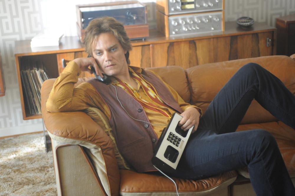 THE RUNAWAYS, Michael Shannon as Kim Fowley, 2010. Ph: David Moir/©Apparition