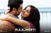 RAAJNEETI, l-r: Ranbir Kapoor, Katrina Kaif, 2010