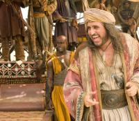PRINCE OF PERSIA: THE SANDS OF TIME, from left: Steve Toussaint, Alfred Molina, 2010. Ph: Andrew Cooper/©Walt Disney Studios Motion Pictures