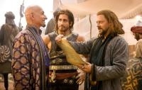 PRINCE OF PERSIA: THE SANDS OF TIME, from left: Ben Kingsley, Jake Gyllenhaal, Richard Coyle, 2010. Ph: Andrew Cooper/©Walt Disney Studios Motion Pictures
