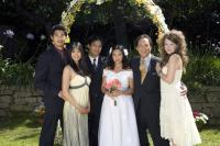 THE PEOPLE I'VE SLEPT WITH, from left: Tim Chiou, Lynn Chen, Archie Kao, Karin Anna Cheung, James Shigeta, Stacie Rippy, 2009. ©People Pictures