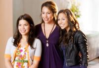 OUR FAMILY WEDDING, from left: America Ferrera, Diana Maria Riva, Anjelah Johnson, 2010. TM & copyright ©Fox Searchlight Pictures. All rights reserved