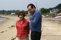 ONCE MORE WITH FEELING, from left: Maria Tucci, Chazz Palminteri, 2009