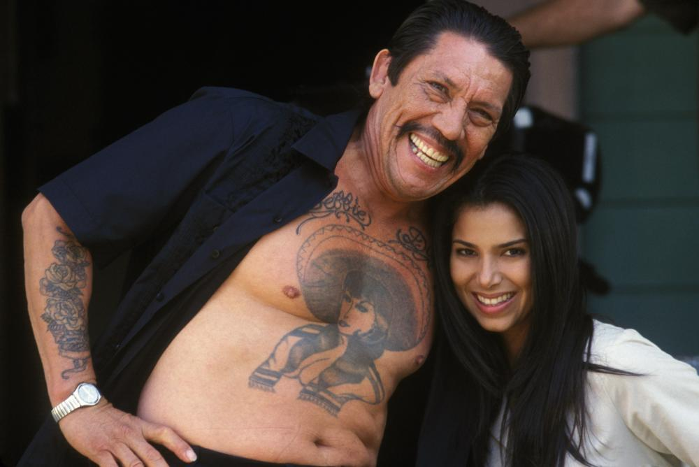NIGHTSTALKER, Danny Trejo, Roselyn Sanchez, 2002, ©Smooth Pictures