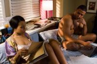 MOTHER AND CHILD, from left: Kerry Washington, David Ramsey, 2009. ph: Ralph Nelson/©Sony Pictures Classics
