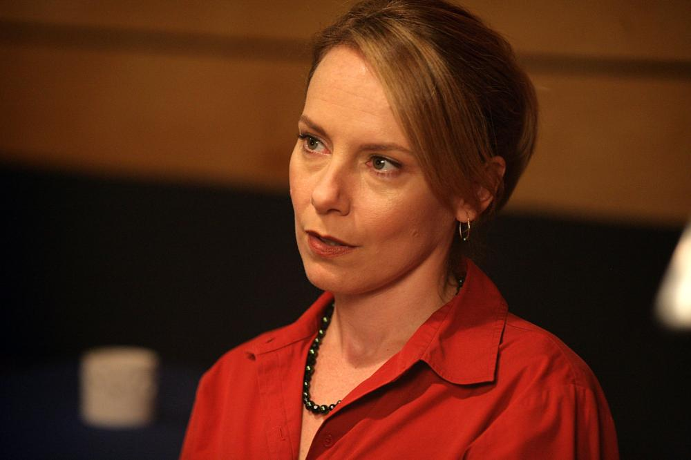 THE MISSING PERSON, Amy Ryan, 2009. Ph: David Giesbrecht/©Strand Releasing