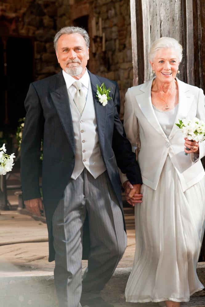 LETTERS TO JULIET, from left: Franco Nero, Vanessa Redgrave, 2010. ph: John P. Johnson/©Summit Entertainment