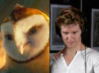 LEGEND OF THE GUARDIANS: THE OWLS OF GA'HOOLE, Ryan Kwanten, voice of Kludd, 2010. ©Warner Bros. Pictures