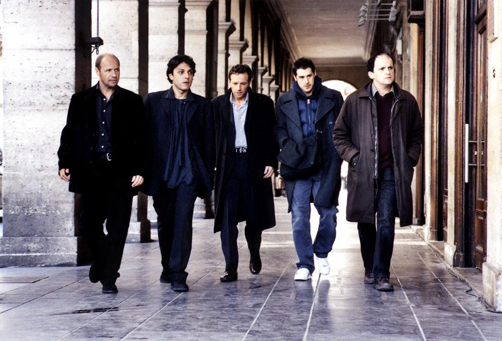 LE GRAND ROLE, Laurent Bateau, Olivier Sitruk, Stephane Freiss, Stephane Guerin-Tillie, Lionel Abelanski, 2004, (c) First Run Features
