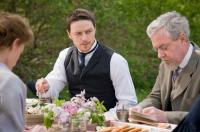 THE LAST STATION, from left: James McAvoy, John Sessions, 2009. Ph: Stephan Rabold/ ©Sony Pictures Classics