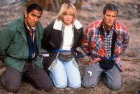 THE KILLING GROUNDS, Rodney A. Grant, Priscilla Barnes, Charles Rocket, 1997. ©A-Pix Entertainment