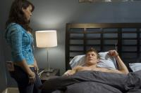 IN MY SLEEP, from left: Lacey Chabert, Philip Winchester, 2009. ©Variance Films